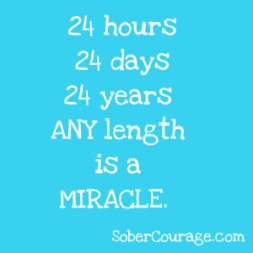 SoberCourage -Miracle